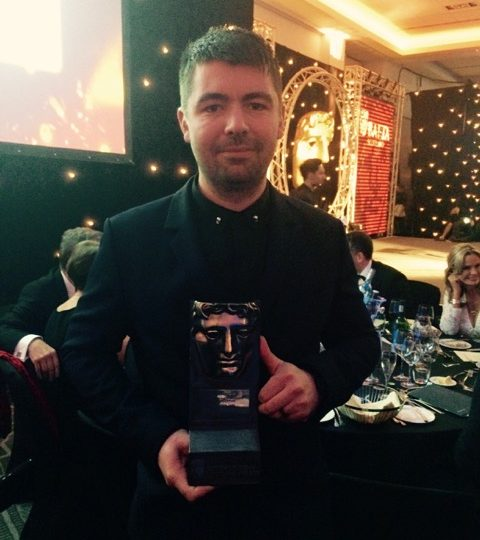 SUPERSHOPPERS WINS SCOTTISH BAFTA